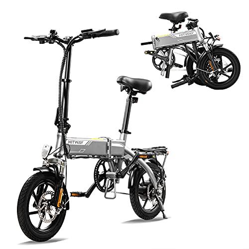 HITWAY Elektrofahrrad E Bike Pedelec Cityräder Klapprad...