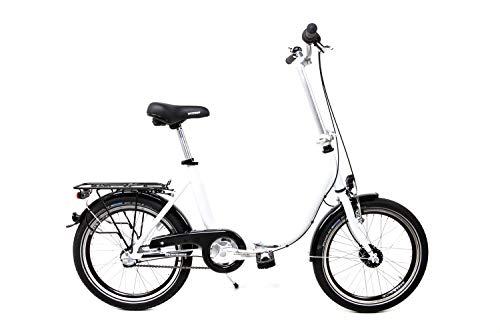 20 Zoll Faltrad Folding Bike 3 Gang Shimano Klapp Fahrrad...