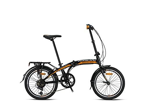 20' Zoll FALTRAD KLAPPRAD Fahrrad FOLDRIDER Shimano 7 Gang...