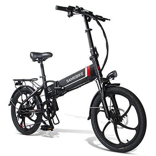 Coolautoparts Elektrofahrrad Ebike Mountainbike Klapprad 20...