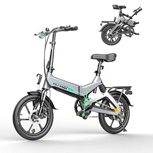 HITWAY Elektrofahrrad Klapprad Ebike Elektrofahrräder...