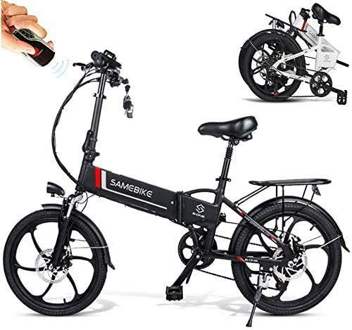 Autoshoppingcenter E-Bike Elektrofahrrad 20 Zoll Fettreifen...