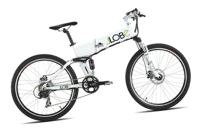 LLobe FML 810 E-Mountainbike Klapprad