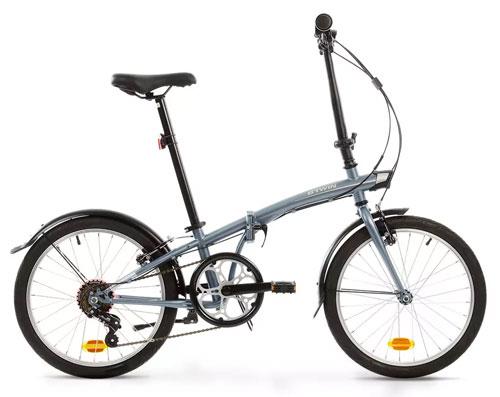 Faltrad Tilt 120 | Günstiges Einsteigermodell