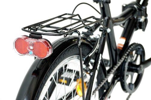 Die Unterschiede von einem Klapprad und einem normalen Fahrrad