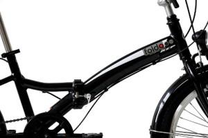 Foldo Citybike Rahmen