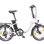 E-Bike Klappräder - kompakt und komfortabel