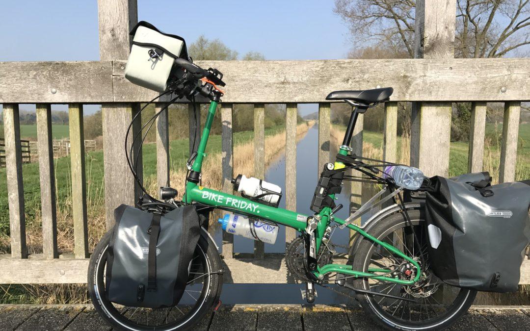 Welche sind die richtigen Taschen für mein Fahrrad?