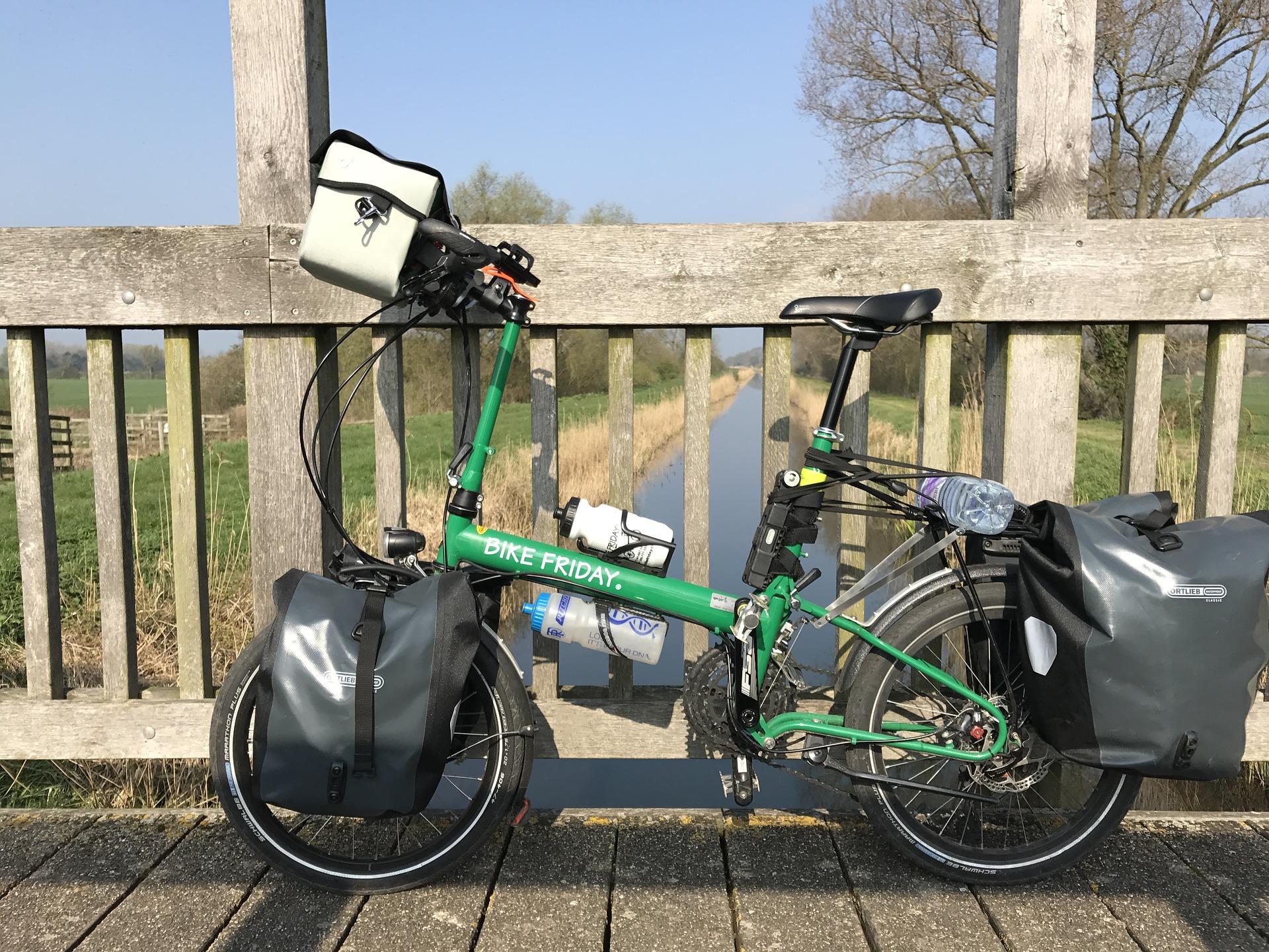 Welche Sind Die Richtigen Taschen Für Mein Fahrrad Dein Klappradde